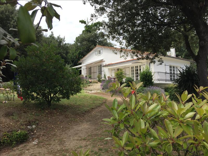 Sale house / villa Vaux sur mer 750800€ - Picture 2