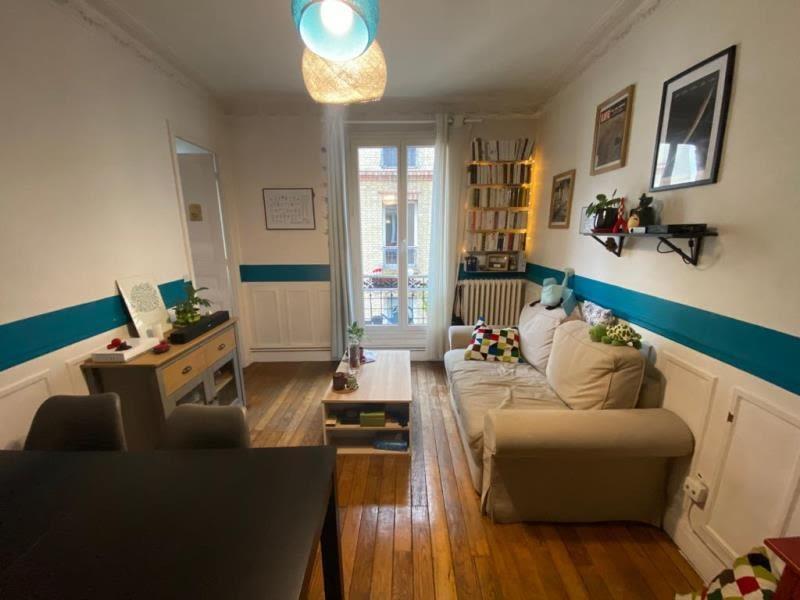 Vente appartement Paris 13 349800€ - Photo 1