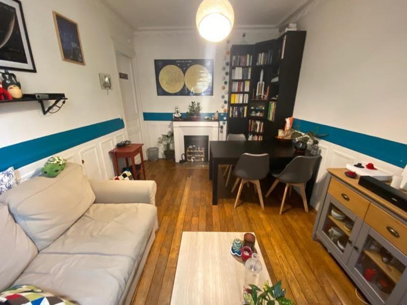 Vente appartement Paris 13 349800€ - Photo 2