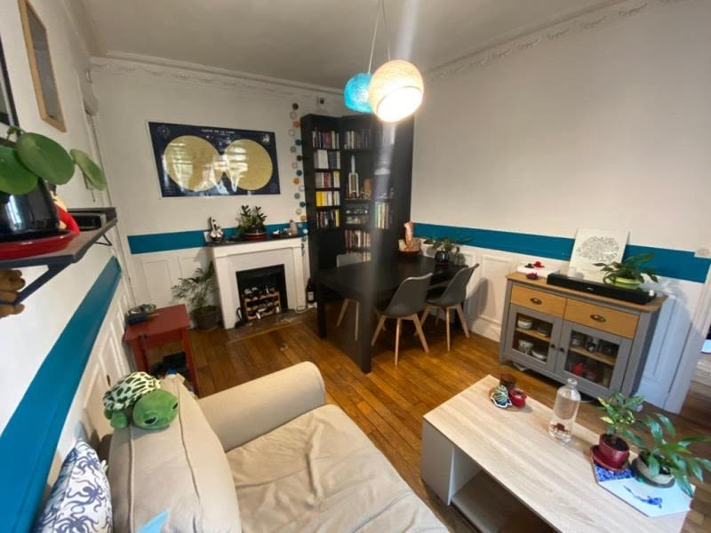 Vente appartement Paris 13 349800€ - Photo 5