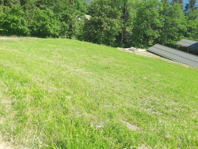 Vendita terreno Sallanches 145000€ - Fotografia 2