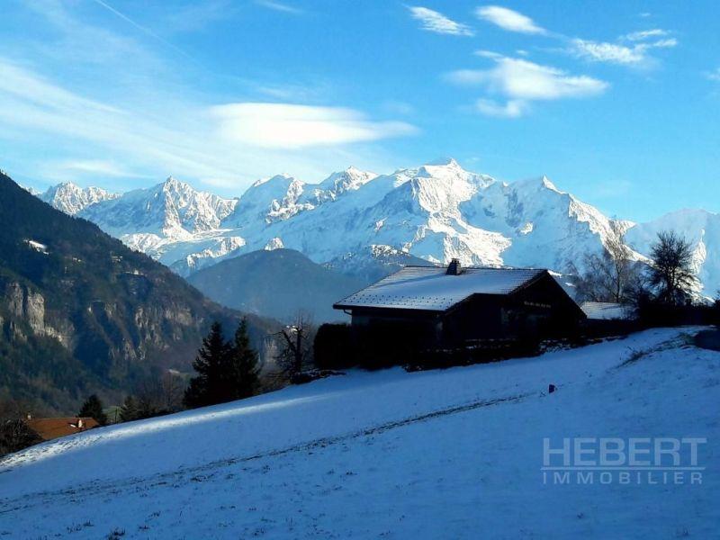 Vente terrain Sallanches 145000€ - Photo 3