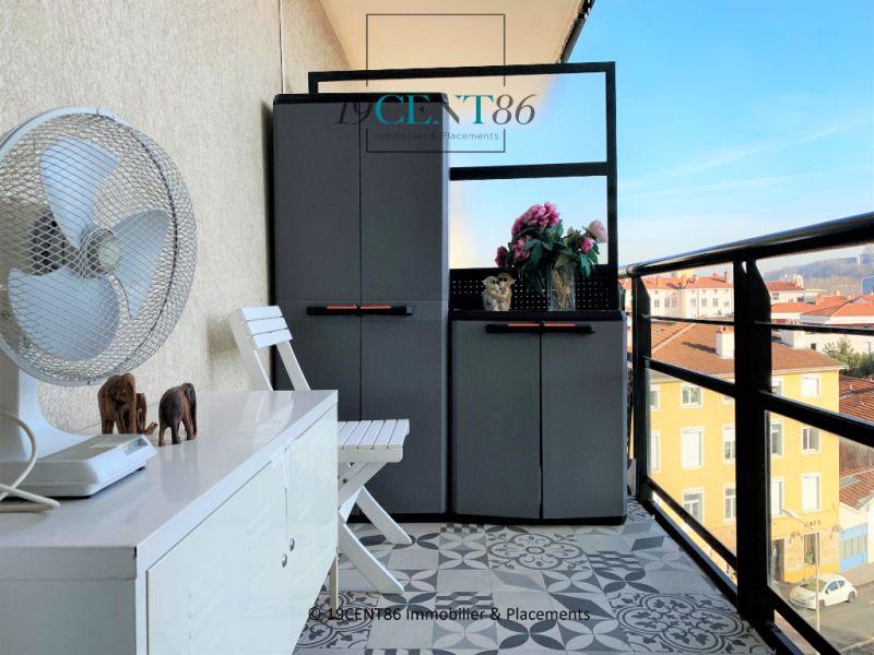 Sale apartment Lyon 143000€ - Picture 8