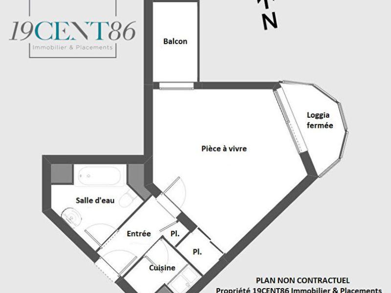 Sale apartment Lyon 143000€ - Picture 10