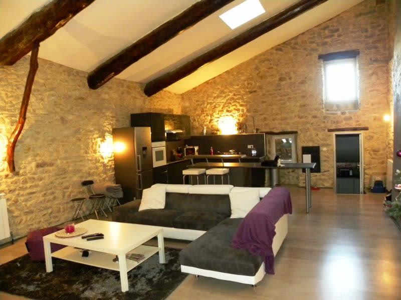 Vendita appartamento Bagnols sur ceze 116000€ - Fotografia 1