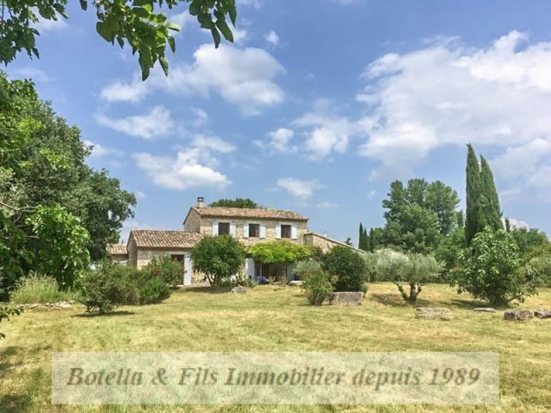 Vente maison / villa Uzes 448 000€ - Photo 1
