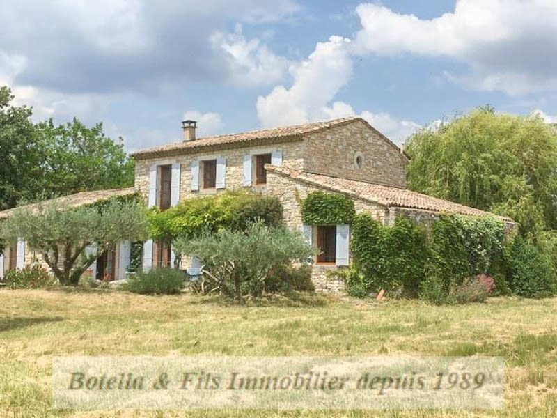 Vente maison / villa Uzes 448 000€ - Photo 2