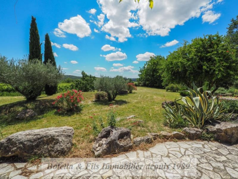 Vente maison / villa Uzes 448 000€ - Photo 4