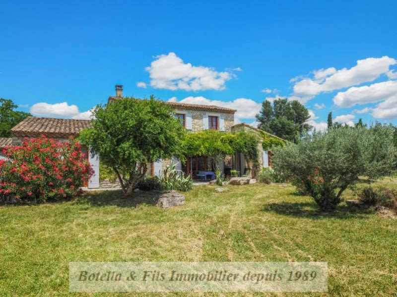 Vente maison / villa Uzes 448 000€ - Photo 5