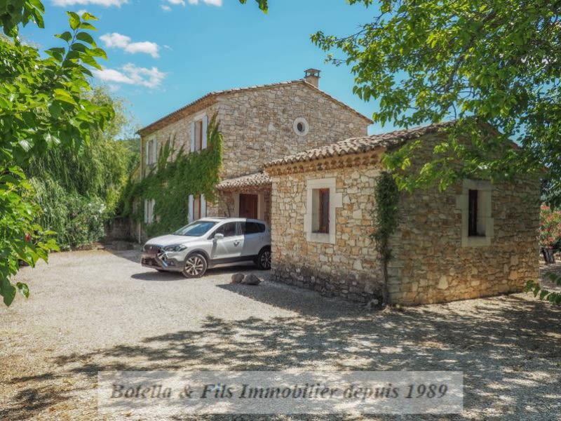 Vente maison / villa Uzes 448 000€ - Photo 7