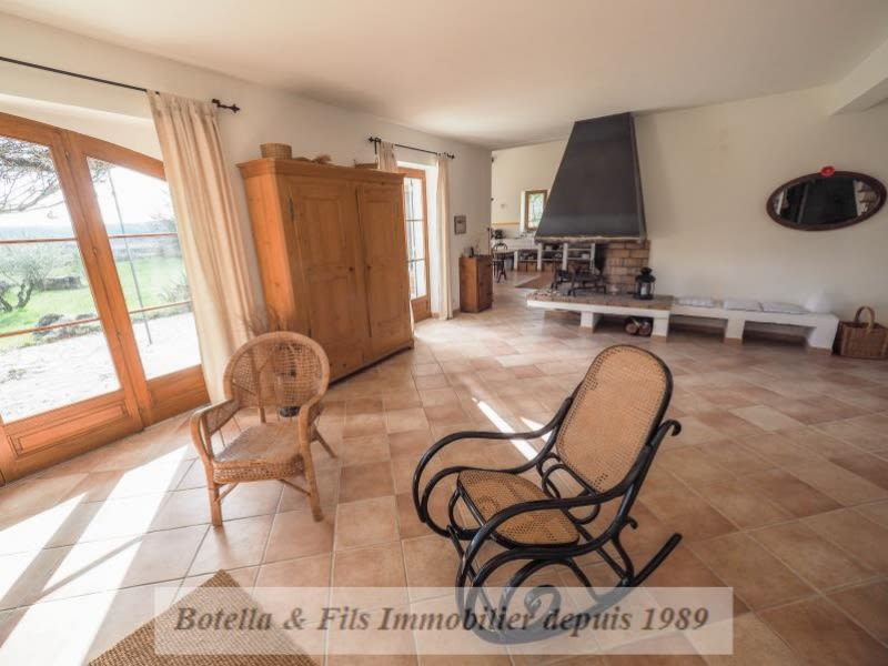 Vente maison / villa Uzes 448 000€ - Photo 8