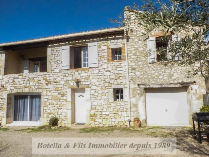 Vente maison / villa Uzes 275 000€ - Photo 1