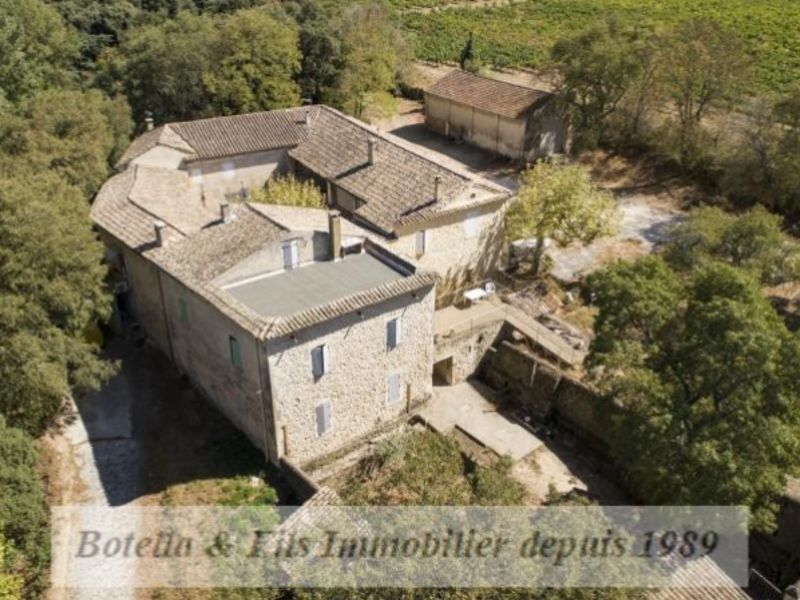 Vente maison / villa Uzes 750000€ - Photo 1