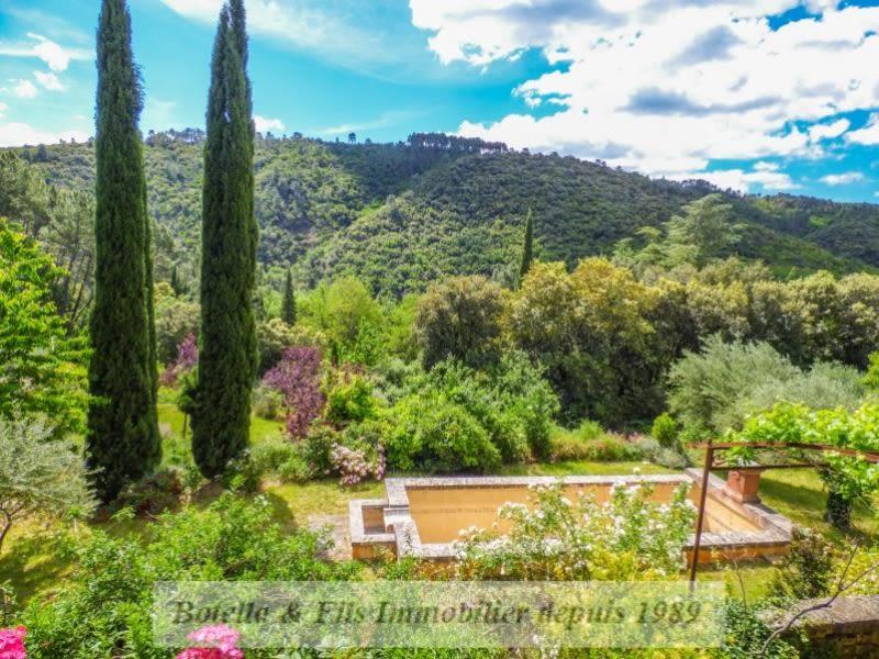 Vente maison / villa Anduze 1350000€ - Photo 1