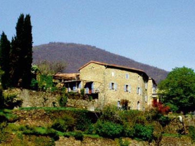Vente maison / villa Les vans 552000€ - Photo 1