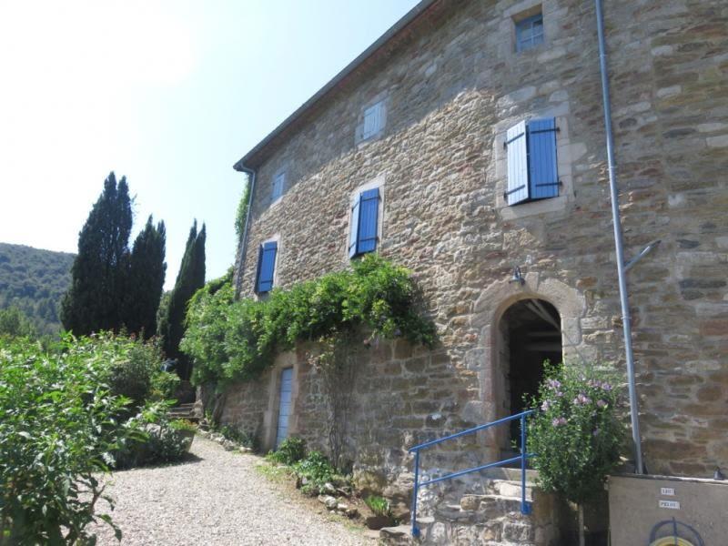 Vente maison / villa Les vans 552000€ - Photo 2