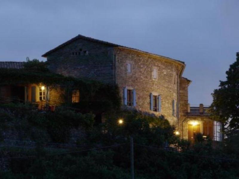 Vente maison / villa Les vans 552000€ - Photo 3