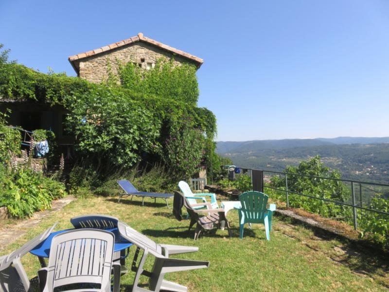 Vente maison / villa Les vans 552000€ - Photo 7