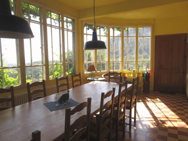 Vente maison / villa Les vans 552000€ - Photo 10