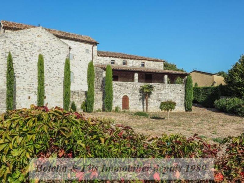 Vente de prestige maison / villa Barjac 399000€ - Photo 1