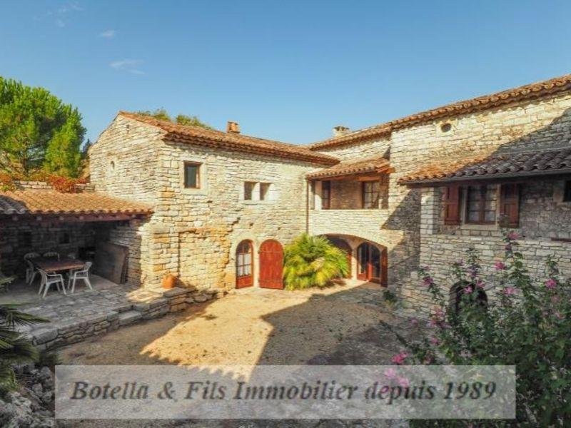 Vente de prestige maison / villa Barjac 399000€ - Photo 2
