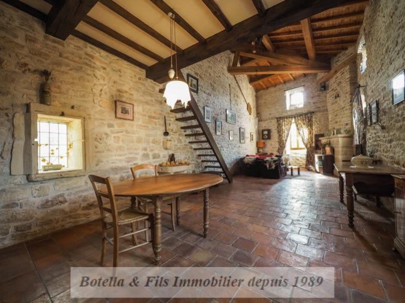 Vente de prestige maison / villa Barjac 399000€ - Photo 3