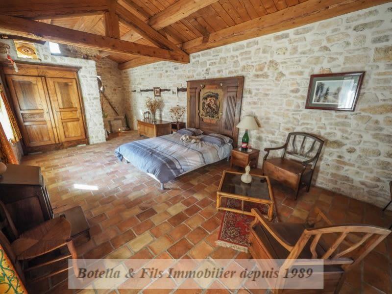 Vente maison / villa Barjac 399000€ - Photo 9