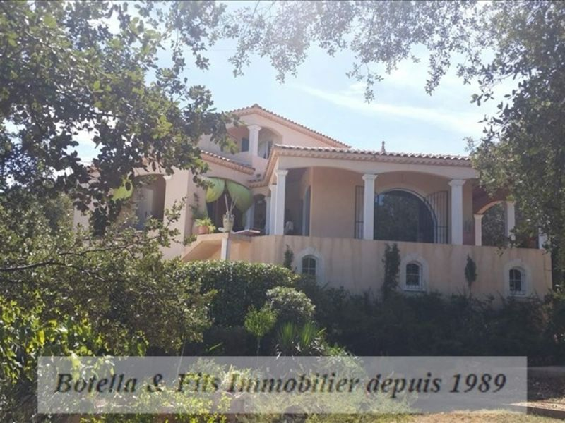 Vente maison / villa Uzes 525000€ - Photo 2