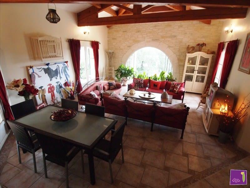 Vente maison / villa Uzes 525000€ - Photo 4