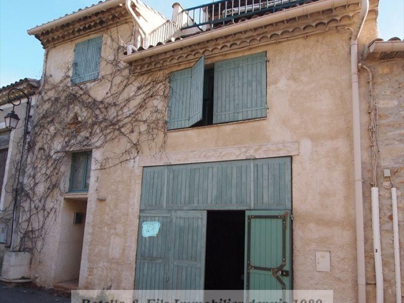 Vente maison / villa Uzes 114200€ - Photo 2