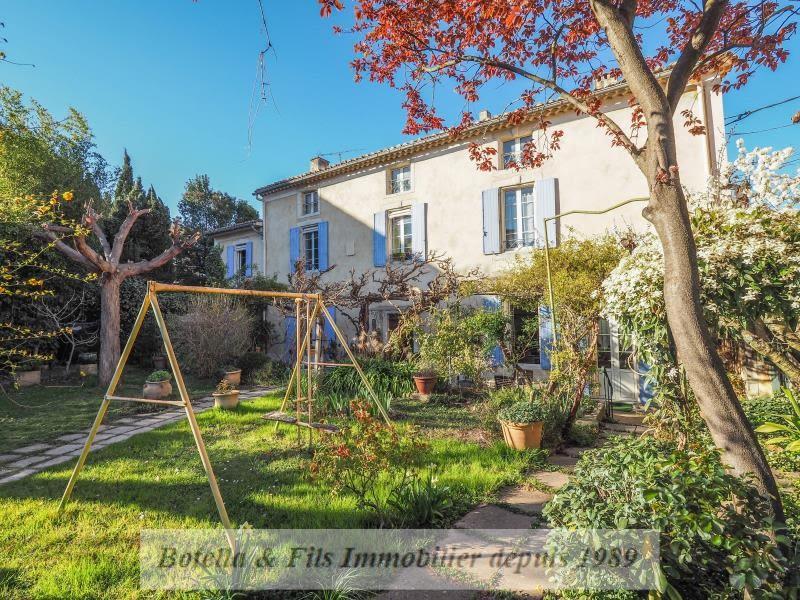 Vente maison / villa Bagnols sur ceze 347000€ - Photo 1