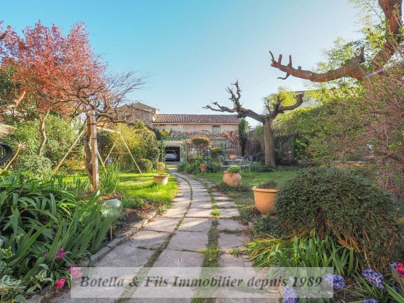 Vente maison / villa Bagnols sur ceze 347000€ - Photo 2