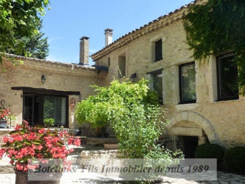Vente maison / villa Uzes 1480000€ - Photo 1