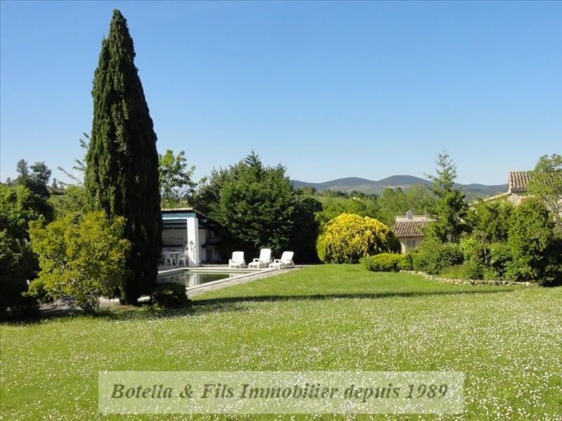 Vente maison / villa Barjac 572000€ - Photo 3