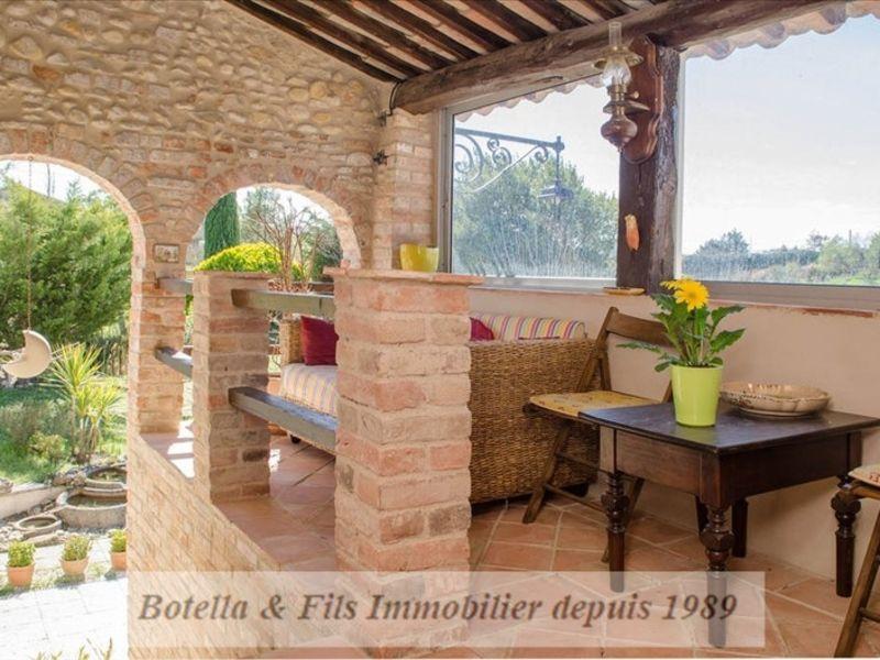 Vente maison / villa Barjac 572000€ - Photo 6