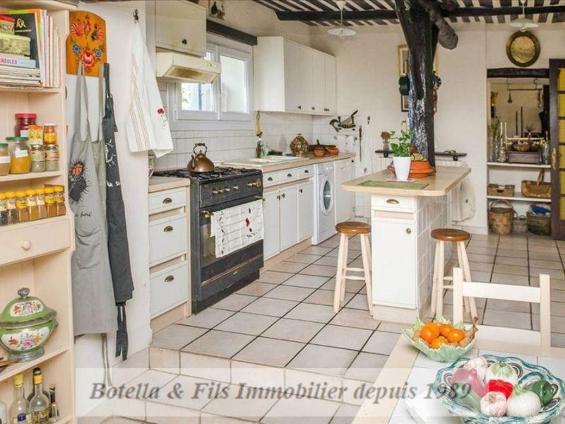 Vente maison / villa Barjac 572000€ - Photo 7