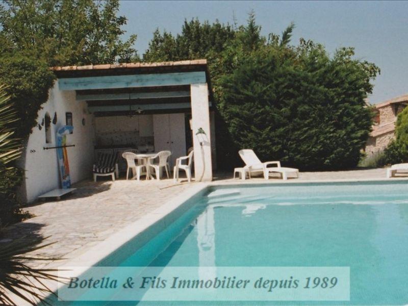Vente maison / villa Barjac 572000€ - Photo 10