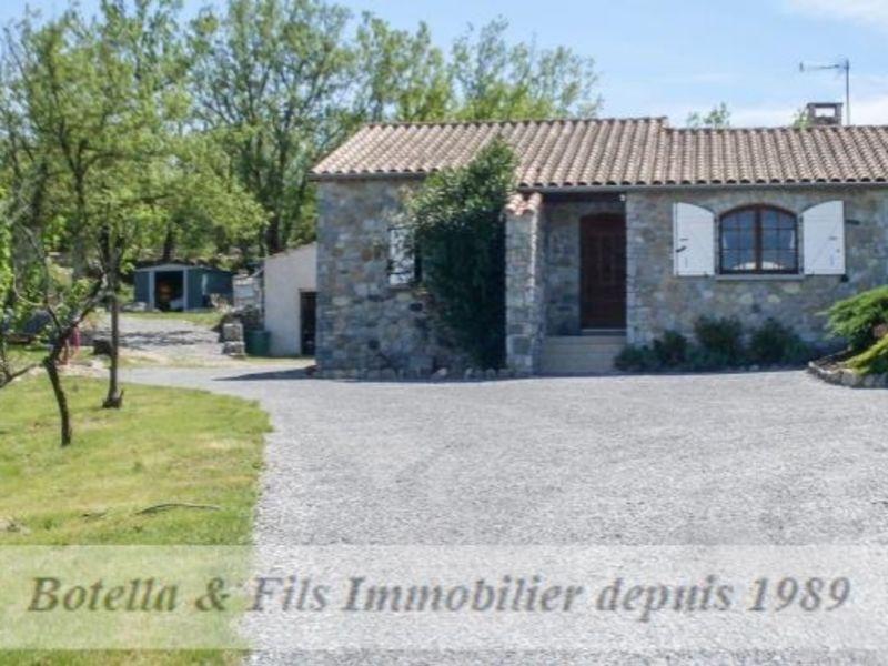 Vente maison / villa Ruoms 385000€ - Photo 1