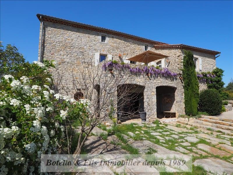 Vente maison / villa Les vans 599000€ - Photo 2
