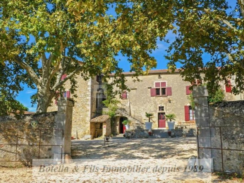 Vente de prestige maison / villa Vallon pont d arc 1 562 000€ - Photo 2