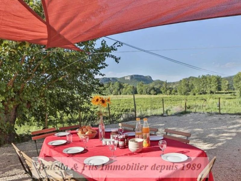 Vente de prestige maison / villa Vallon pont d arc 1 562 000€ - Photo 7
