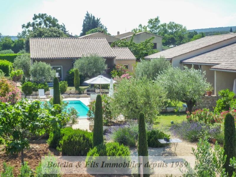 Vente de prestige maison / villa St martin d ardeche 895000€ - Photo 2