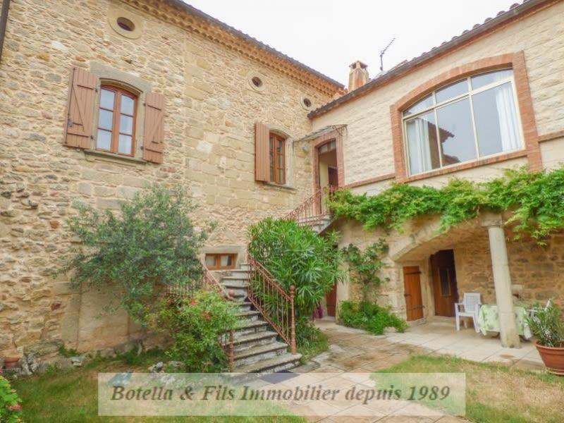 Vente maison / villa Uzes 375000€ - Photo 1