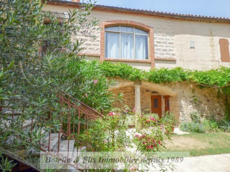 Vente maison / villa Uzes 375000€ - Photo 2