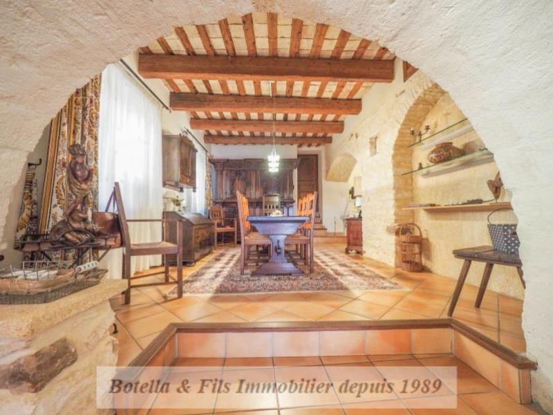 Vente maison / villa Uzes 483000€ - Photo 4