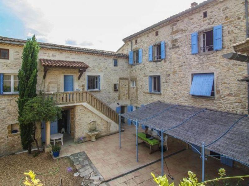 Vente maison / villa Uzes 575000€ - Photo 1