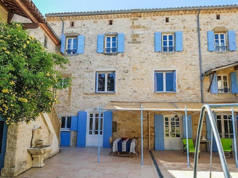 Vente maison / villa Uzes 575000€ - Photo 2