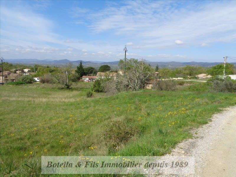 Verkauf grundstück Barjac 69600€ - Fotografie 1