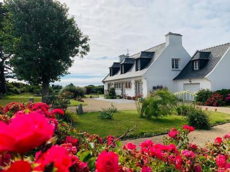 Sale house / villa Plouguerneau 302000€ - Picture 3