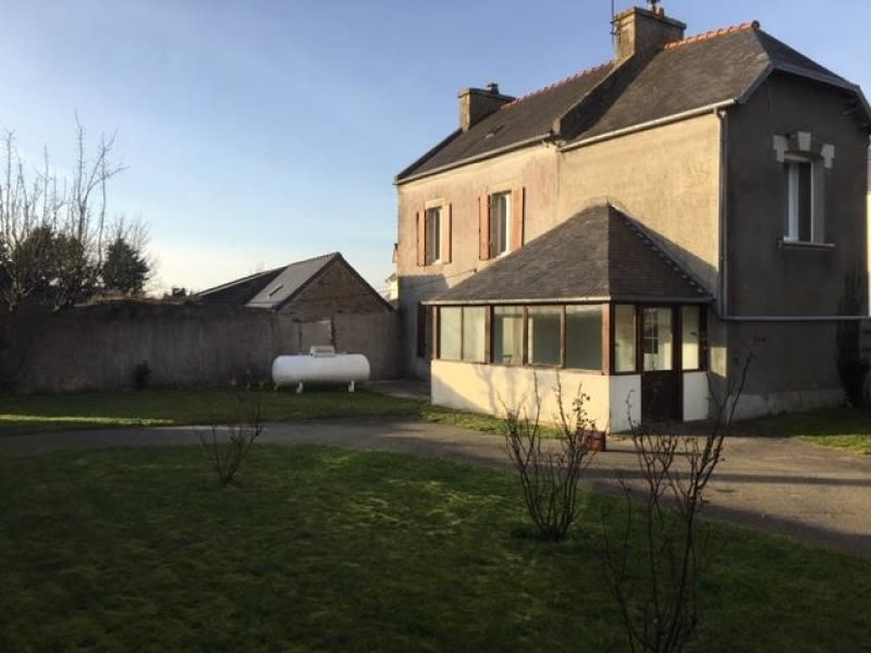Vente maison / villa Lannilis 108000€ - Photo 1